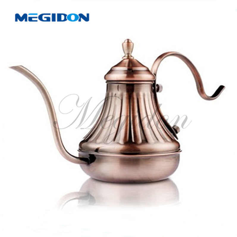 megidon sus 304 stainless steel arabic coffee pot dallah