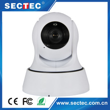 only 13 dollars cheapest 720p smart home wifi ip ptz camera support two way audio and p2p