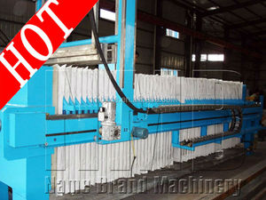Professional manufacturer belt filter press for wastewater treatment
