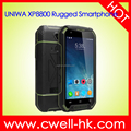 UNIWA XP8800 IP67 Waterpproof Fingerprint Rugged Smartphone 5 Inch Dual band WIFI Zello Walkie Talkie 4000mAH Big Battery
