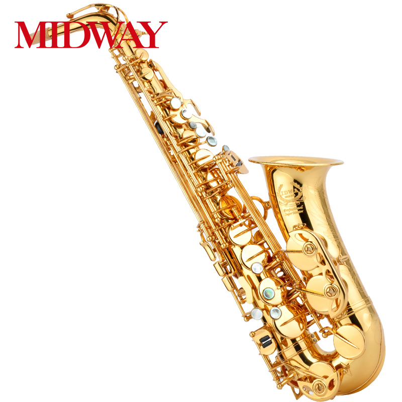 Alto Saxophone, can provide OEM/OBM <strong>servic</strong>, children can use the saxophone