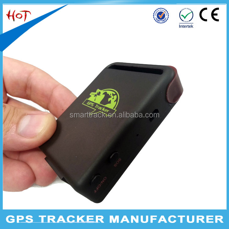 TK102 Real-Time Portable Car GPS GSM GPRS Tracker Device Tracking System