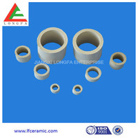 38mm Ceramic raschig engineering ring packing