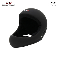 GY SPORTS Safety Full Face Fiberglass Out Shell Downhill Longboard Helmet