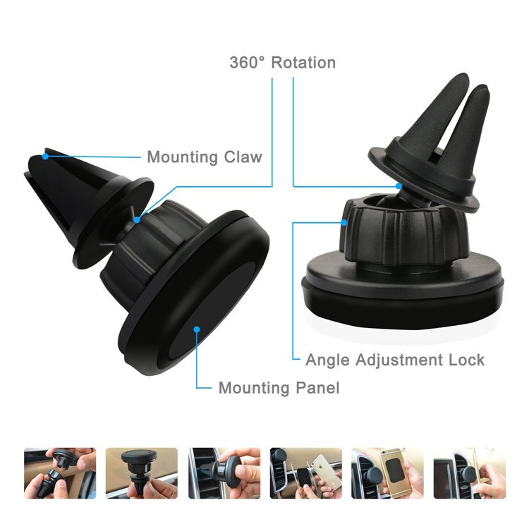 OEM Factory Price Universal Magnetic Car Mobile Phone Holder