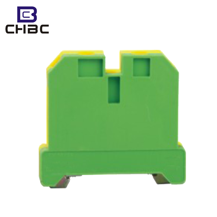 CHBC 12 Thickness Male And Female Low Voltage 3-Way Parallel Terminal Block