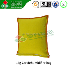 Windscreen moisture dehumidifier bag to remove mist in your car