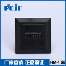 High Quality Hour Meter HM-1 with frame black