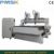Trade assurance 2 head wood cnc router multi head wood engraving machine