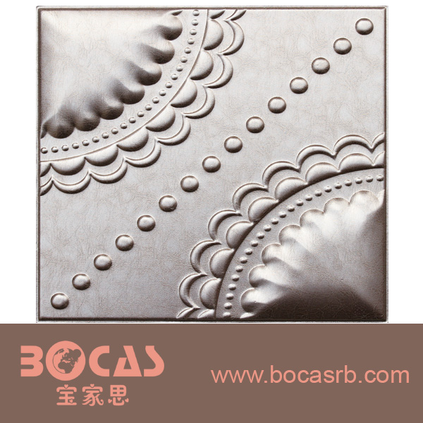 Interior Tv Background Polyurethane Decorative Foam Panel Wall