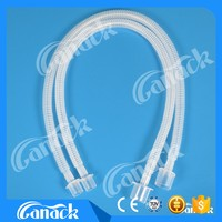Plastic disposable anesthesia breathing circuit CE compliant with great price