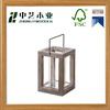 FSC&SA8000 China wholesale high quality decorative candle holder wooden lanterns