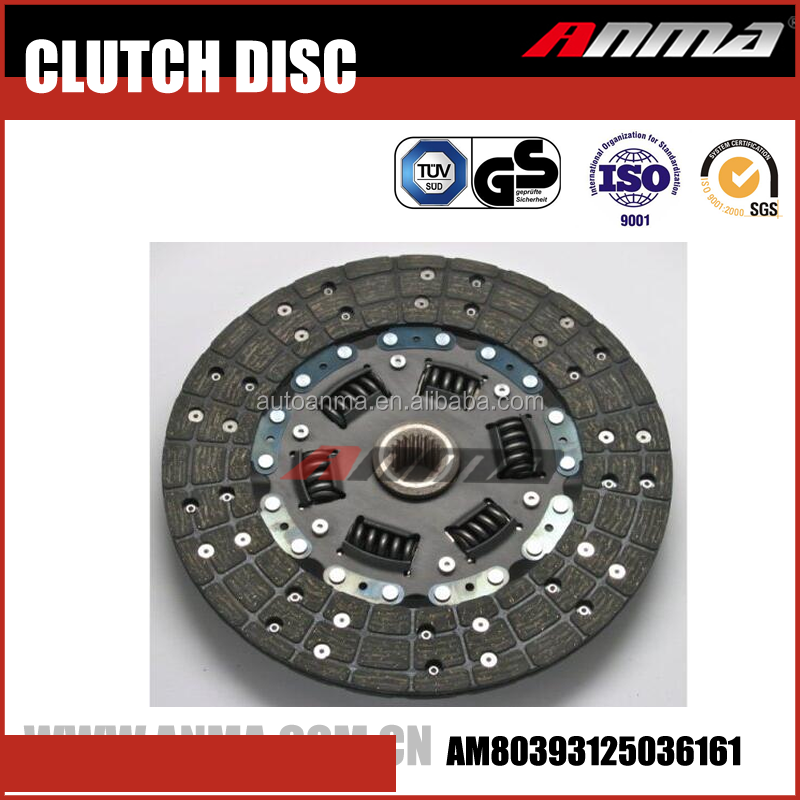 Auto clutch parts japanese car clutch plate disc