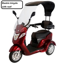 Best Selling motorcycle tricycle advertising moped electric scooter for adults