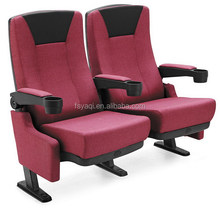 Metal folding 3d 4d 5d 6d cinema theater movie motion chair seat YA-240