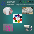 fluidly liquid silicone rubber to make trademark silicone rubber material
