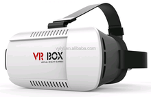 (Popular) Universal 3D VR Glasses, Google Virtual Reality BOX VR 3D Headset Watch Movies/Play Games, 3D VR BOX for Smartphone