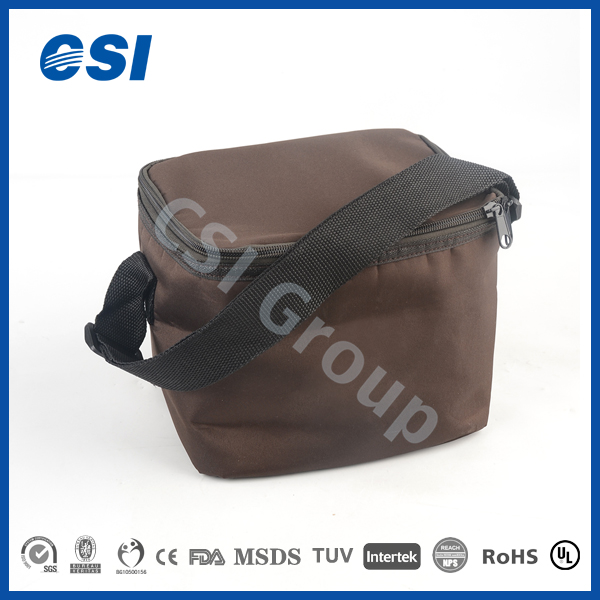 Fashion style New recycle nylon california cooler bags sports rechargeable cooler bag