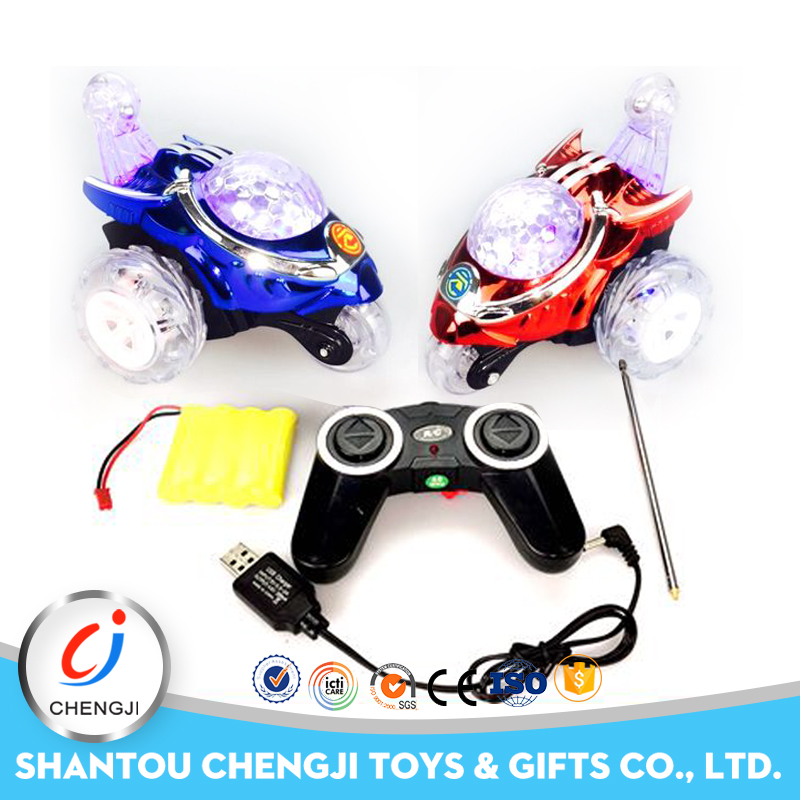 Low price shantou chengji four channel gas powered rc cars for sale