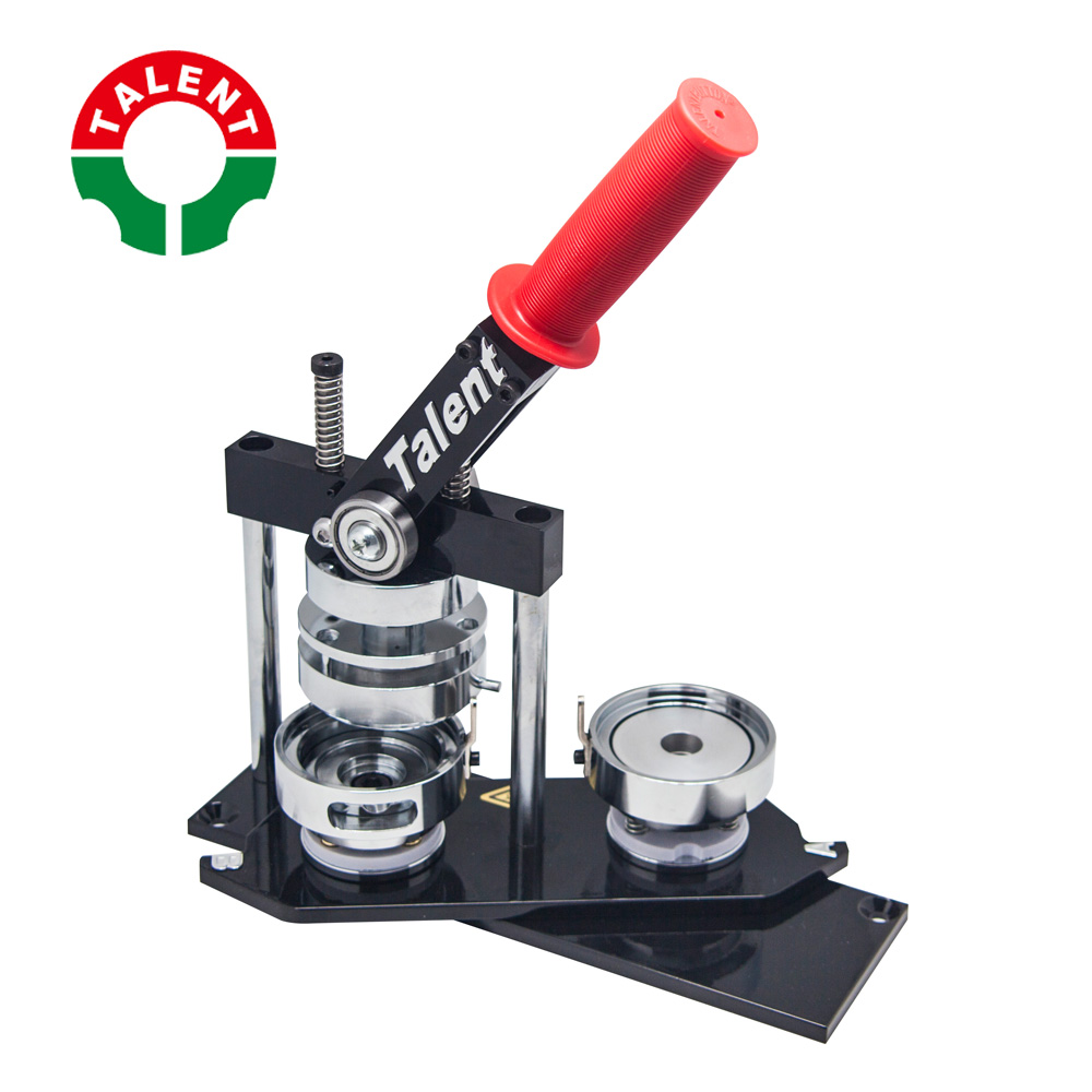 High Quality Cheap Quick & easy mold exchange Mould Badge Maker Machine