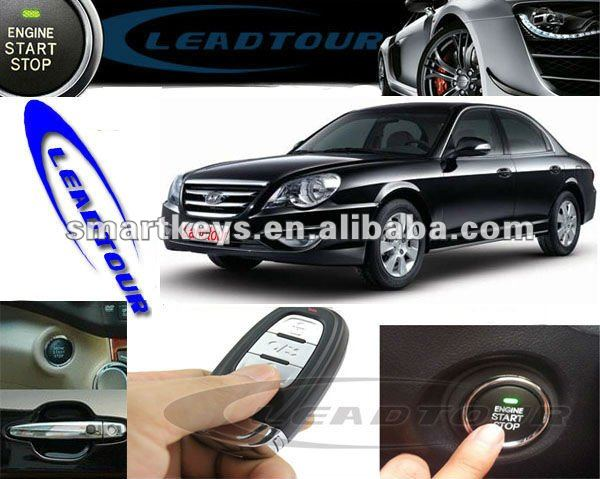 Car Alarm Security System Car Window Closer Remote Keyless Start Power Roll Up Closer Module for Hyundai Moinca