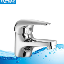 Bestme good quality bathroom sink chrome plated modern faucet