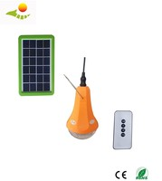 2016 mini home normal cheap wholesale application hanging 6w solar led lamp , solar led lights