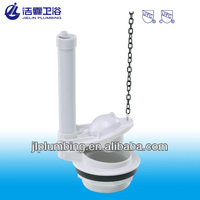 3'' high quality single flush valve for two piece toilet