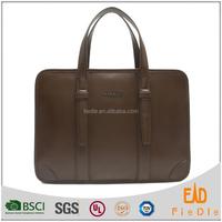 CSQJB076-001 famous branded leather bag mens leather laptop bags authentic designer handbag wholesale