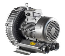 Regenerative blowers and blower kits, ring blowers, centrifugal blowers
