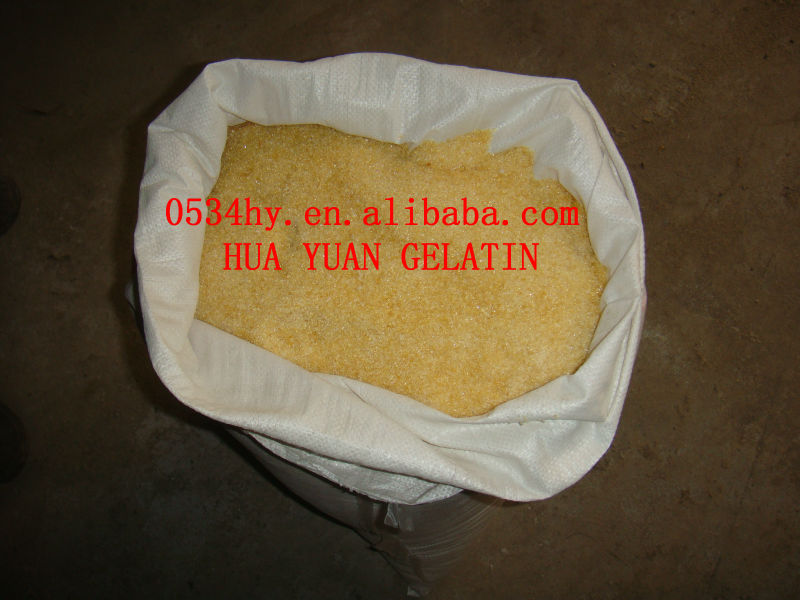 pharmaceutical grade gelatin for capsule