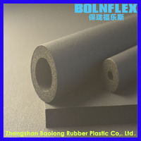 Heat Insulation Building Material Rubber Foam Insulation tube