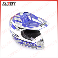 HAISSKY HAIOSKY motorcycle spare parts motorbike helmet by chinese manufacturer