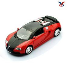 pull back metal zinc alloy sports car toy model in scale 1:36