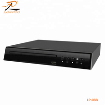 Shenzhen Factory full plastic home use dvd player compact video player