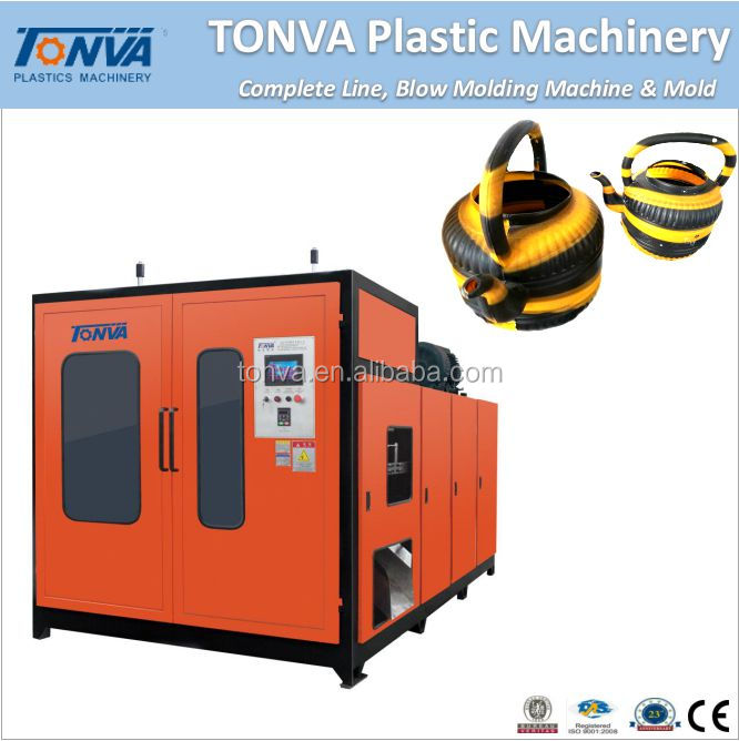 For varity kinds of plastic products blowing machine