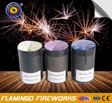 Smoke bomb for sale Smoke Flare With Custom Logo Printing cold fountain fireworks