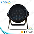 Outdoor lighting 18X10W 4 in1 RGBW led par zoom stage light