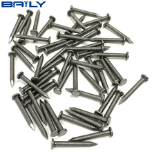 High quality cheapest wholesale ISO standard bulk steel nails making machines