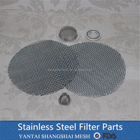 Stainless Steel Oil Extraction filter tube