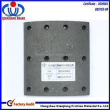 Heavy Duty Truck Brake Parts VL/88/1 Brake Lining for Volvo