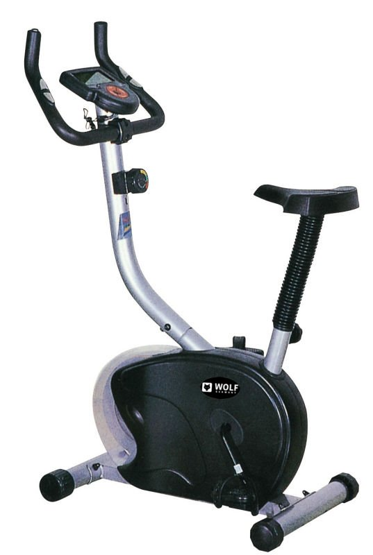 WOLF Germany Exercise Bike Hometrainer Pro Cycle B1