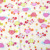 cotton reactive printed gauze fabric for baby diaper