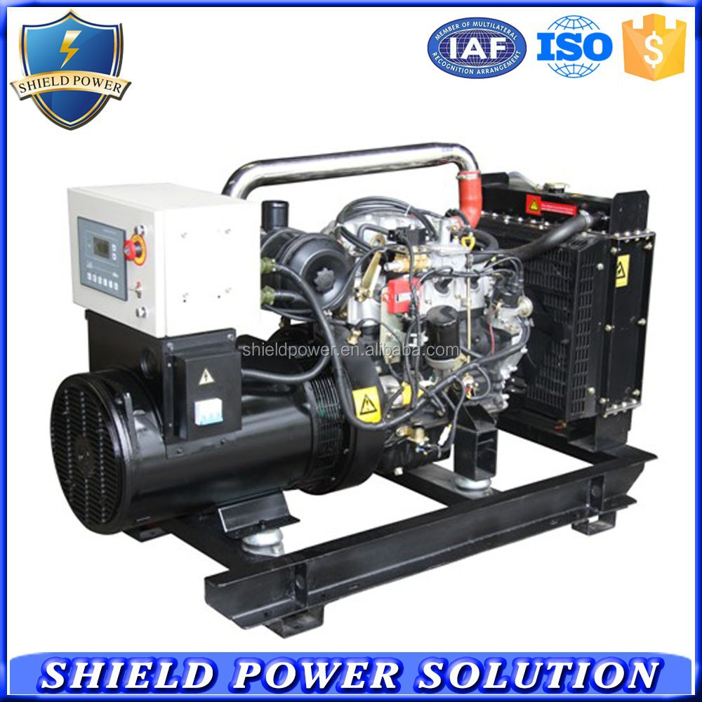 8KW Natural Gas Generator Set Factory With 20 Years Experience