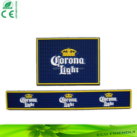 New Product PVC Rubber Bar Mat Beer Promotional Items