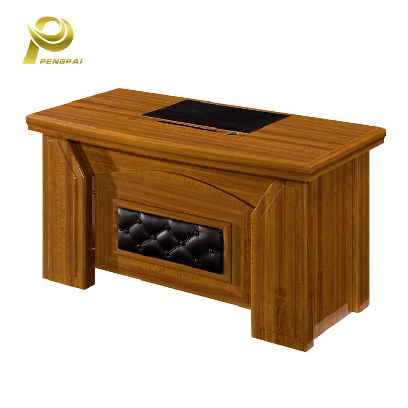 klassische design kommerzielle m bel ceo schreibtisch holz. Black Bedroom Furniture Sets. Home Design Ideas