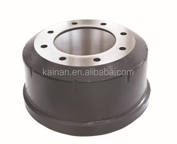 fv413 rear brake drum 8 holes for mitsubishi
