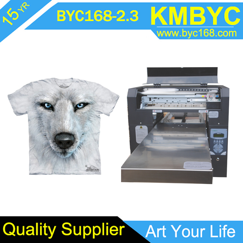 Max print 30 60 18cm a3 t shirt printer price softtextile for T shirt printing machine cost in india