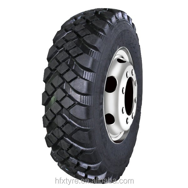 Doublestar high performance military tire 12R20 truck tyre for sale