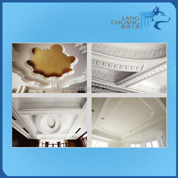 Magnificent Gorgeous Apartment Indoor Decorative GRG Decorative Moldings